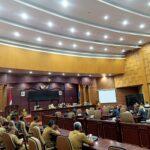 Banggar Laporkan Hasil Pembahasan KUA-PPAS P-APBD 2021
