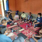 Kelompok Adat Tidung Dan Adat Dayak Siap Bersinergi Dengan Polres Nunukan Wujudkan Perbatasan Yang Kondusif