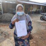 Mulyati Dan Kuasa Hukumnya Dedy kamsidi SH Melaporkan Ana Kepolsek Sebatik Timur Atas Penipuan Dan penggelapan Uang Ibu Mulyati